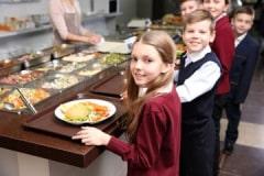 Food for schools